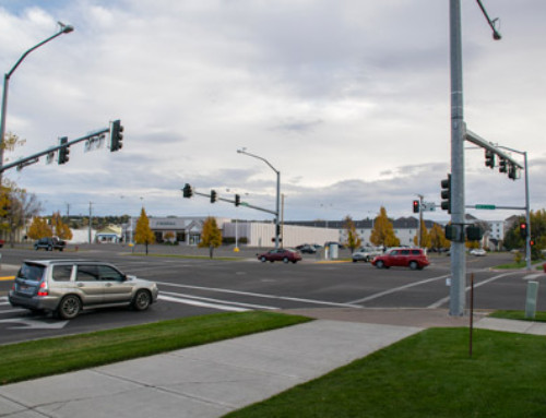 Main Street & 1st West Improvements